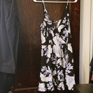 Beautiful Express flower print dress